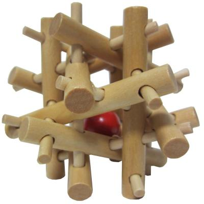 木质孔明锁鲁班锁