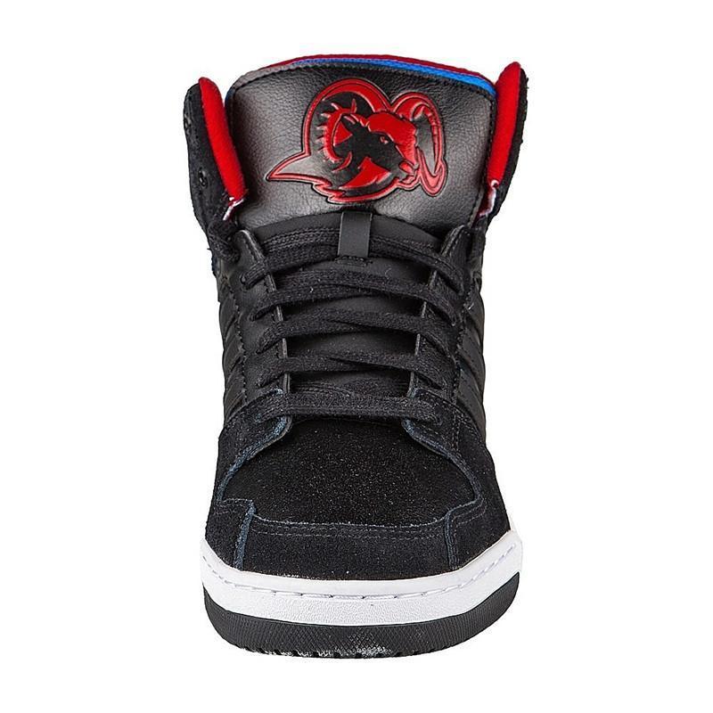 阿迪达斯adidas男鞋 2015新款 羊年纪念版 neo高帮篮球鞋f98162 f9图片