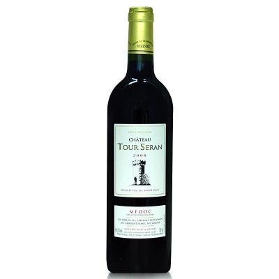 宝塔酒庄红葡萄酒 2008年