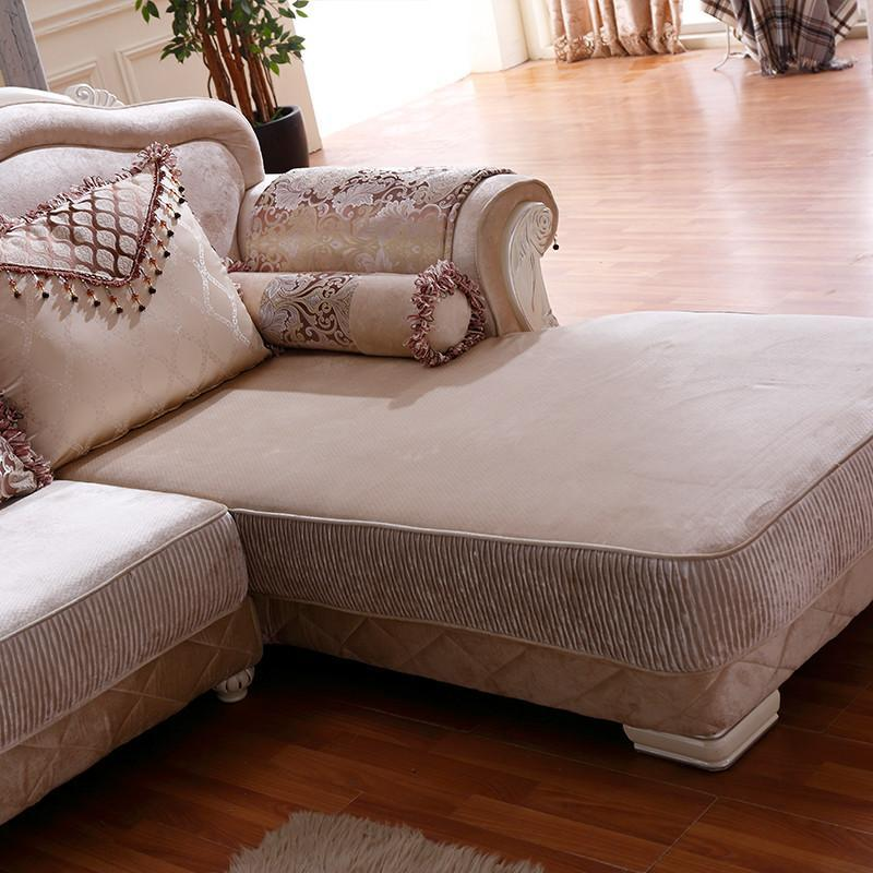 【圣罗伦沙发】铂尼诗欧式布艺沙发大小户型客厅奢华