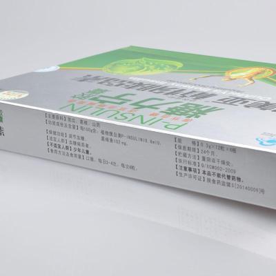 欧美亚 创美糖力宁胶囊72粒/盒 口服植物胰岛素 调节降血糖 适合血糖