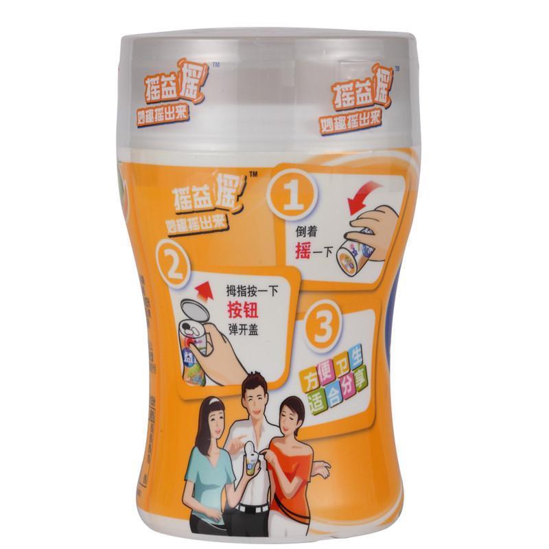 益达木糖醇口香糖香浓蜜瓜味 98g/瓶