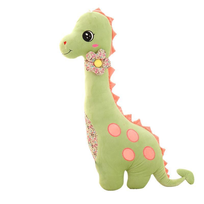 可爱恐龙大号抱枕 卡通枕头毛绒玩具布娃娃玩偶