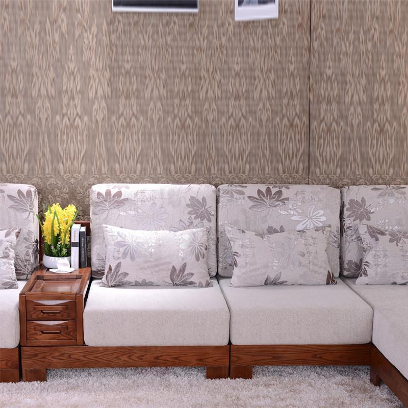 xiyingmen客厅实木沙发