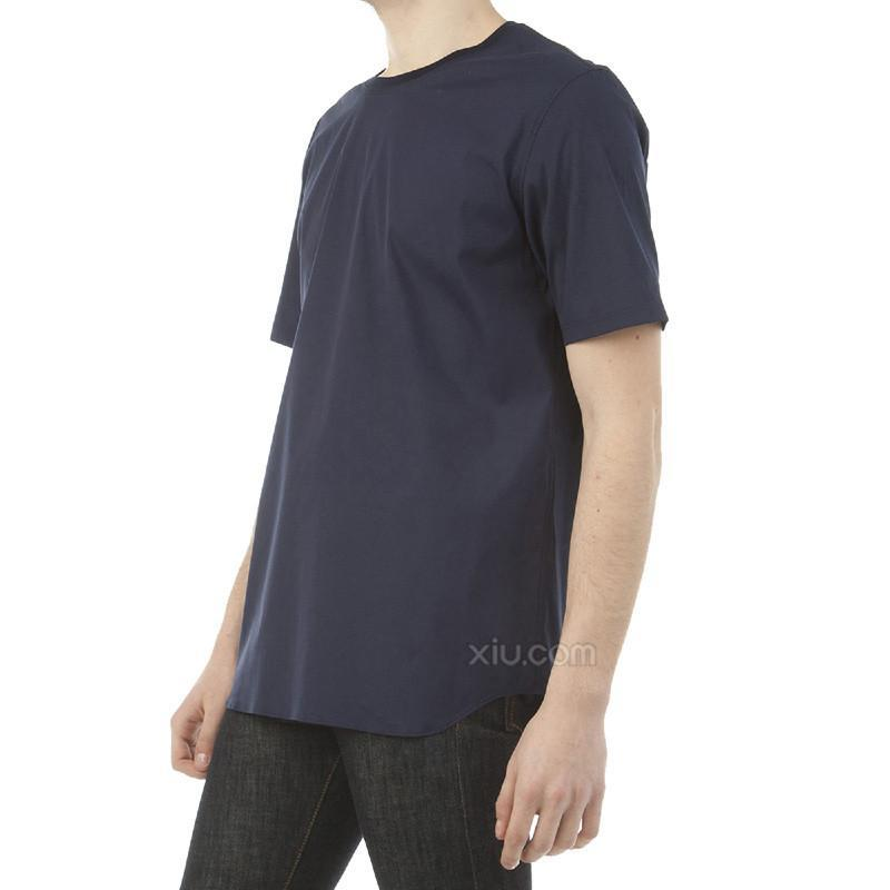 dior 迪奥 男士短袖t恤 蓝色 xl