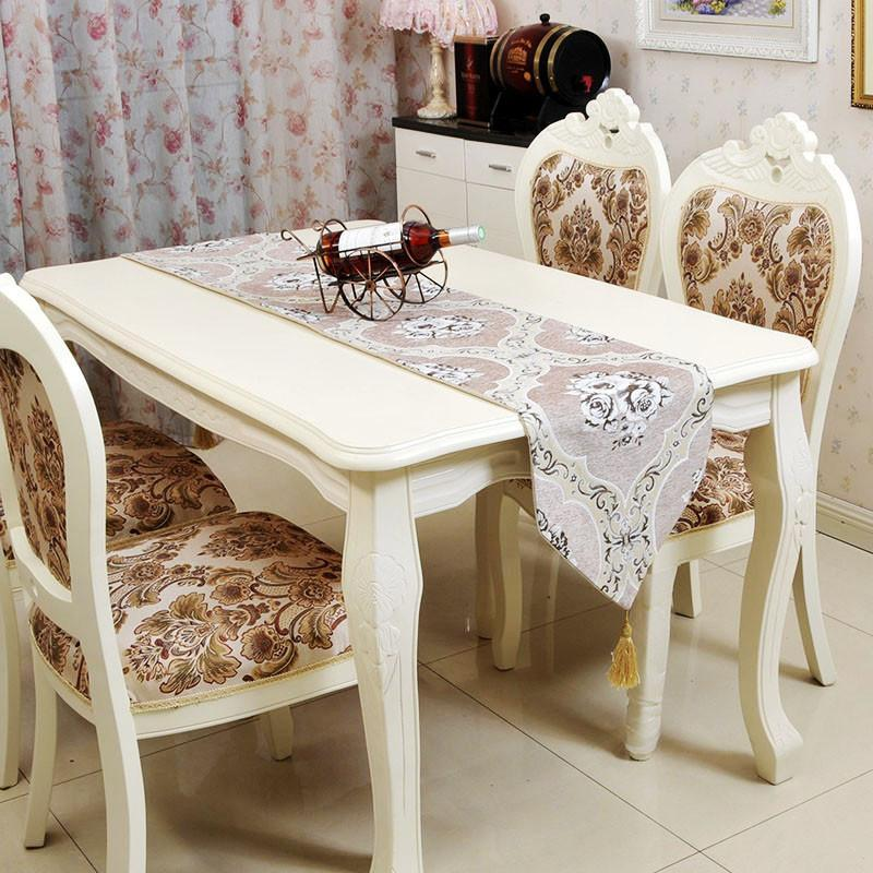 欧式桌旗茶几垫床头柜罩台布