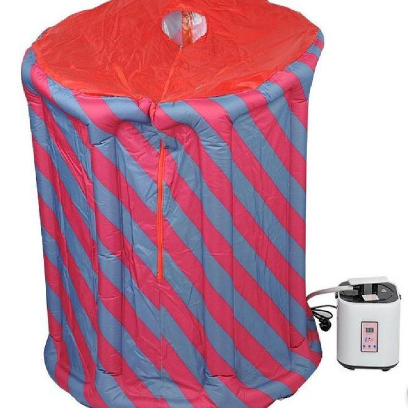 阿迪科特DDS04蒸汽塑料桑拿浴箱家庭汗蒸箱预应力家用.金属波纹管图片
