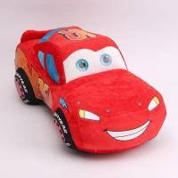毛绒玩具汽车总动员闪电麦昆板牙公仔娃娃玩具