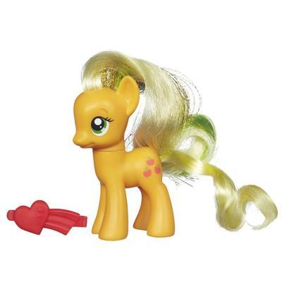 小马宝莉彩虹系列基础小马系列女孩玩具a8265彩泥