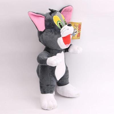 新品可爱汤姆猫杰瑞鼠毛绒玩具公仔猫布娃娃
