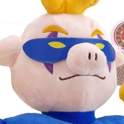 猪猪侠毛绒玩具公仔