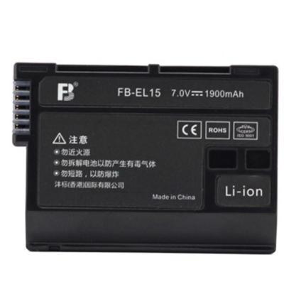 沣标相机充电电池 fb-el15(联营)