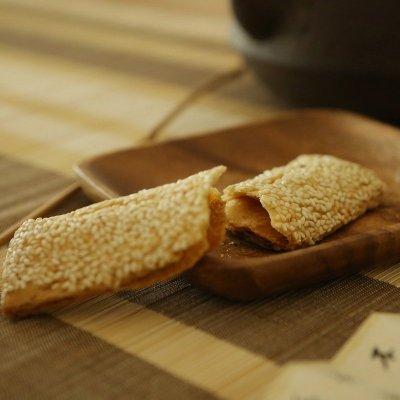 南通特产720克盒装西亭脆饼经典零食美味小吃