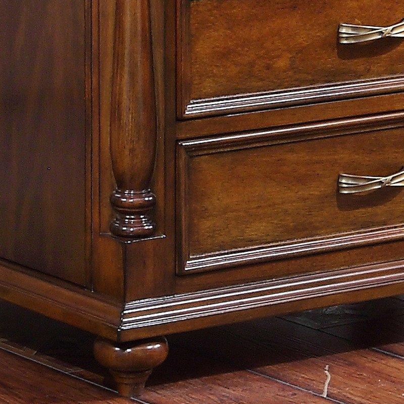 储物柜实木卧室