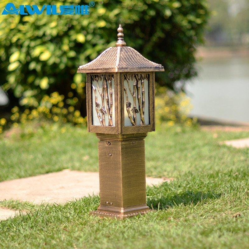 欧式户外景观庭院灯具别墅草坪灯道路灯室外花园灯饰