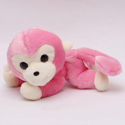 大眼睛可爱卡通小猴子娃