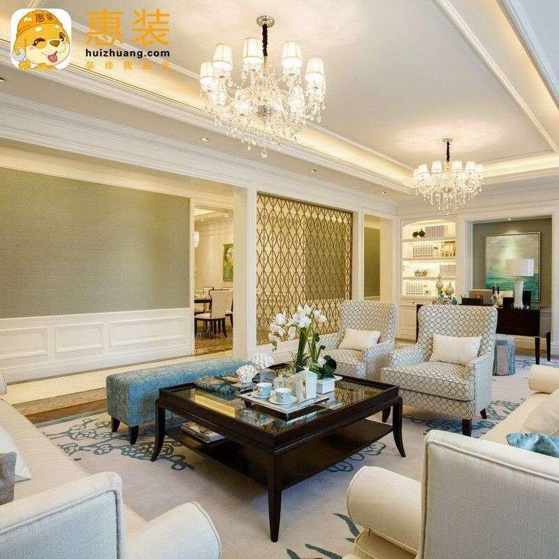 惠装-上海整体家装设计效果图 半包装修服务 家装设计