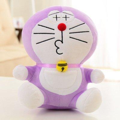 新款哆啦a梦公仔毛绒玩具可爱机器猫玩偶超萌叮当猫布娃娃送闺蜜男女