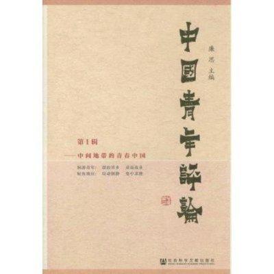 《中国青年评论》廉思