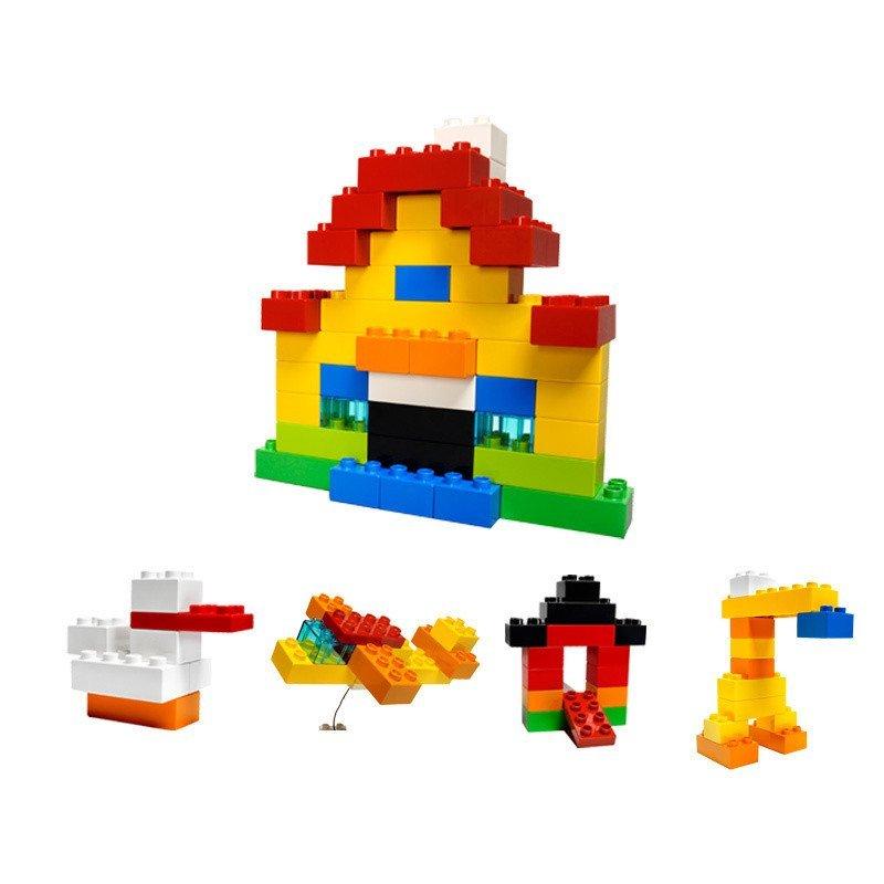 乐高得宝6176基础大盒装 lego duplo 玩具积木拼搭益智趣味儿童高清