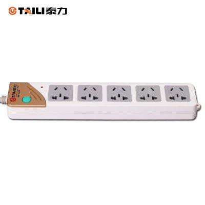 【接线板/插头 ra-760b】泰力正品插座接线板插线板