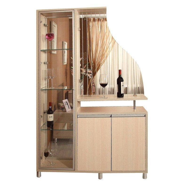 客廳間廳柜 現代簡約風格屏風隔斷柜 酒柜雙面玄關柜隔廳柜子