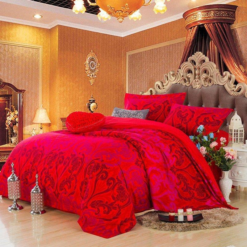 结婚的床_请问结婚当天床上铺的都有什么?-