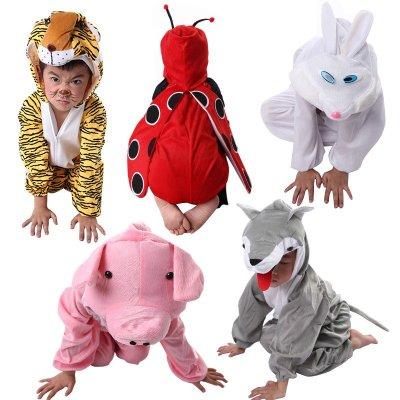 儿童动物表演服装国庆幼儿园演出舞台服饰