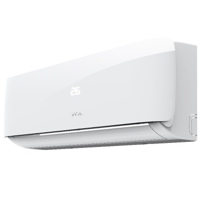 tcl 大1匹 挂壁式冷暖变频时尚钛金空调 kfrd-26gw/ek