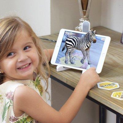 分享阅读礼物当中的动物简笔画