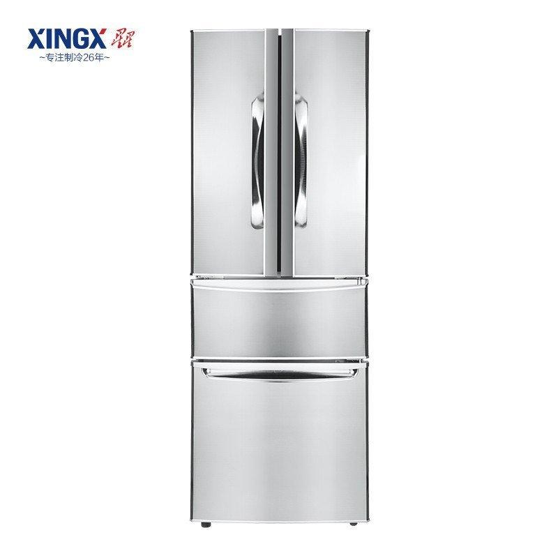 星星(XINGX) BCD-288EJ 288升 多门冰箱 (银色)