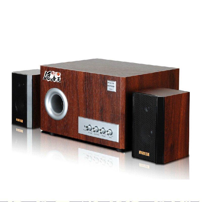 s2850多媒体电脑组合音箱木质2