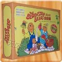 正版 贝贝熊 20DVD小熊一族 儿童生活常识教