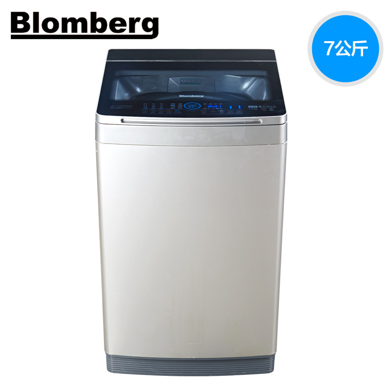 博伦博格/Blomberg WNT7021QB 7公斤全自动家用智能WIFI波轮洗衣机