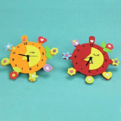 幼儿园手工制作小汽车儿童绘画涂色玩具糖果车diy纸