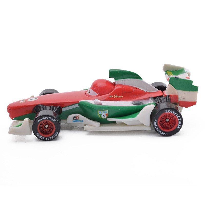 rmz汽车总动员闪电麦昆板牙合金儿童玩具车 法兰斯高