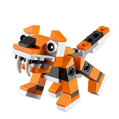 【乐高积木 legp30285】lego 乐高可爱小老虎拼砌包