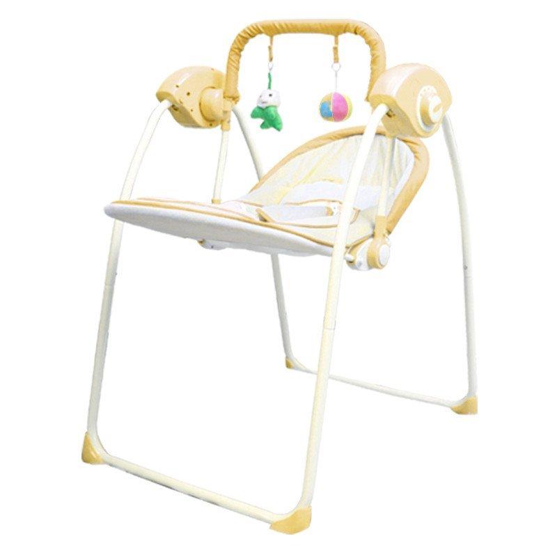 康闲居宝宝摇篮椅 儿童摇椅 宝宝安抚椅 躺椅 摇摇椅 秋千用品摇床 摇