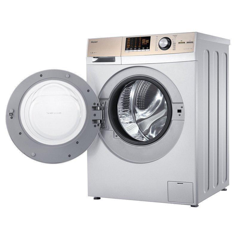 海尔变频滚筒洗衣机拆卸图解