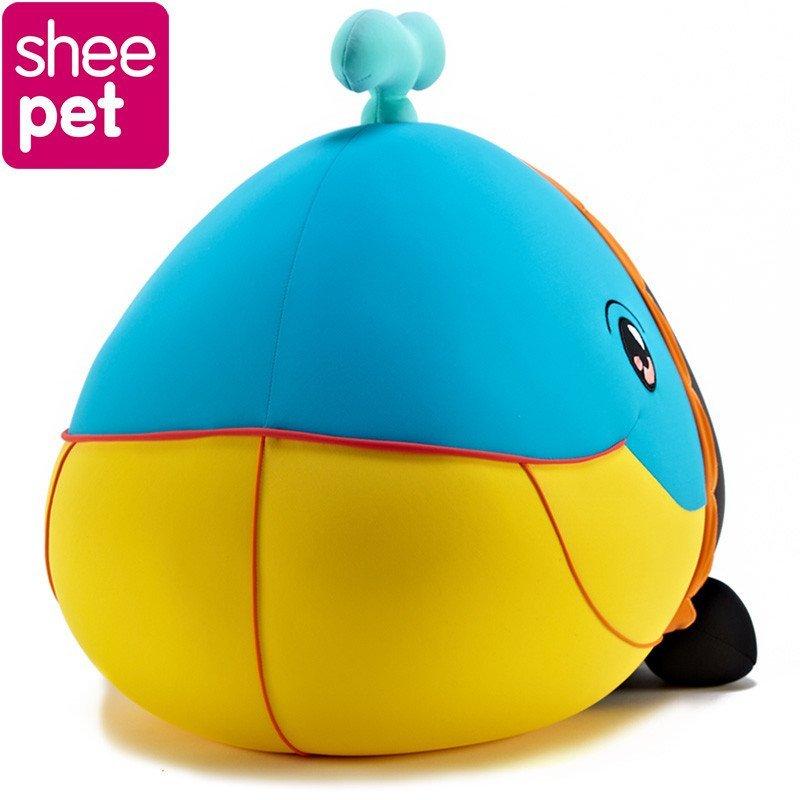sheepet舒宠玩具鲨鱼大号公仔 布娃娃玩偶 创意抱枕 可爱生日礼物