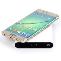 索士 三星s6 edge无线充电器苹果 三星s6移动电源充电图片