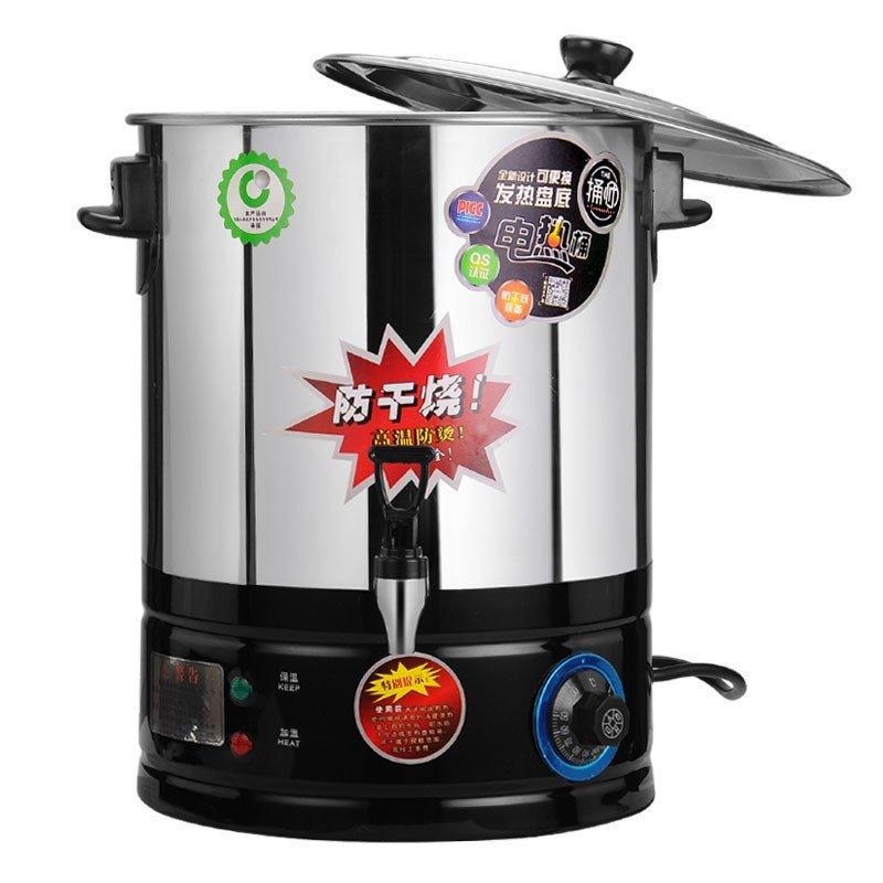 不锈钢电热开水桶开水器