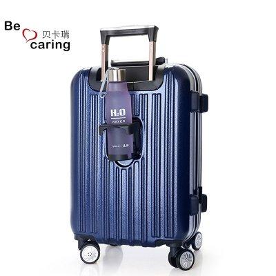 箱飞机轮商务旅行箱全铝框行李箱男女抗压20寸/24寸