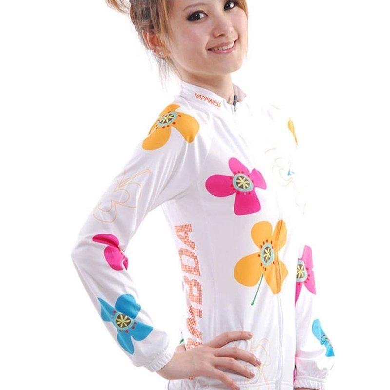 【兰帕达系列】兰帕达女装上衣骑行服场景春ai+立体长袖绘制图片