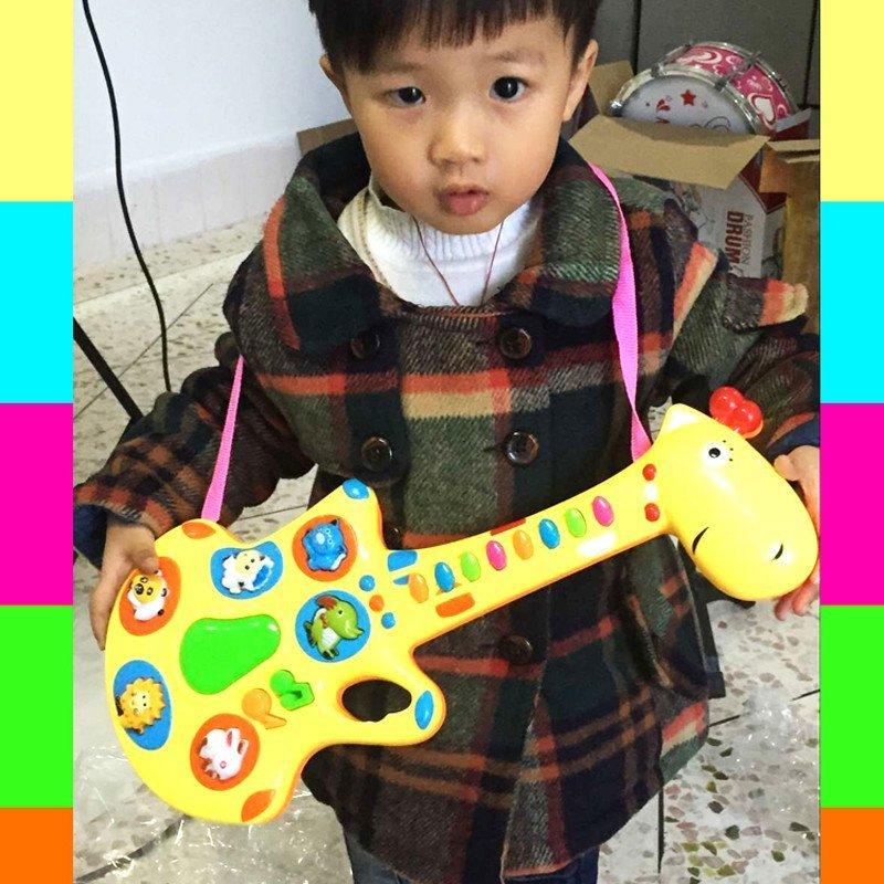【汇趣系列】音乐卡通小鹿单位电子琴女生音乐v音乐吉他宝宝图片