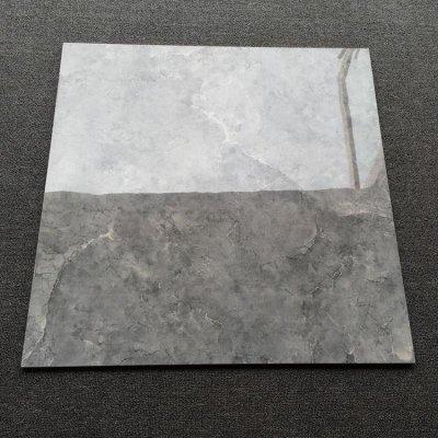 广东佛山灰色大理石纹路全抛釉 客厅地砖 600 600玻化砖瓷砖3d651 800