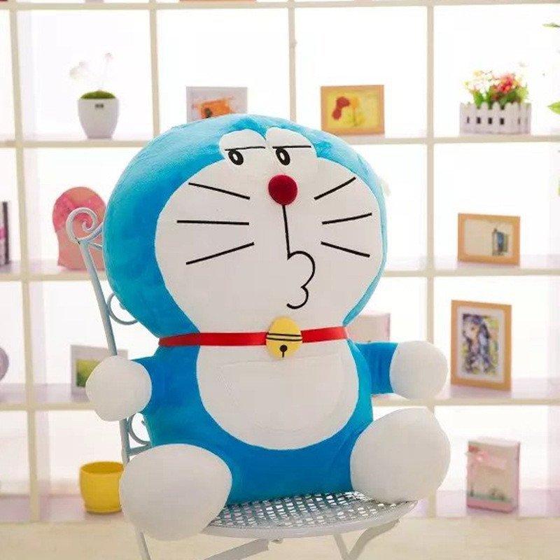 毛绒玩偶机器猫公仔多啦a梦毛绒玩具大号叮当猫布娃娃女生生日礼物