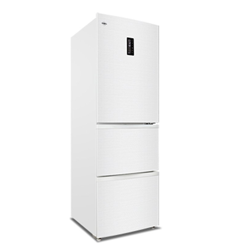晶弘冰箱BCD-318WPTC/至尊白