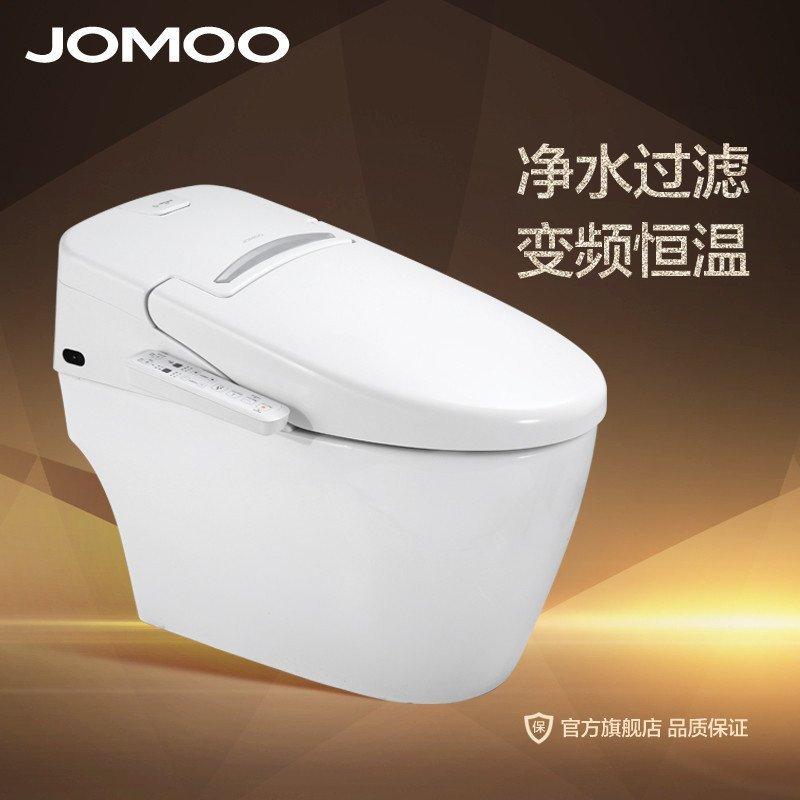 jomoo九牧 智能一体机 智能马桶一体式坐便器自动超漩冲水z1d60b1s