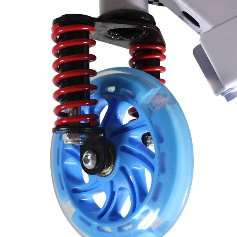 滑板车 双刹